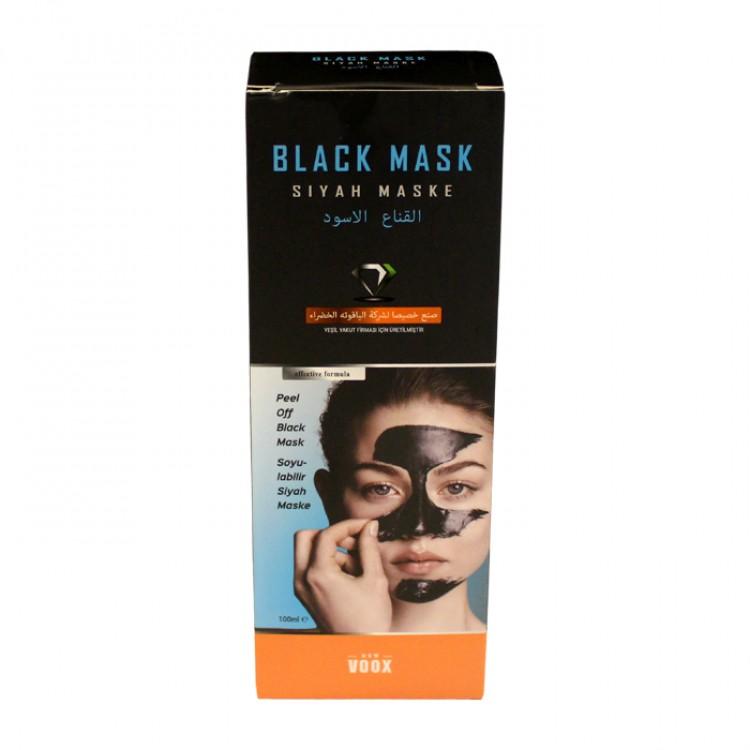 Siyah Maske – 100 ml.